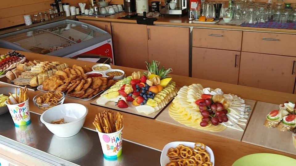 Jungle Café a rodinné oslavy